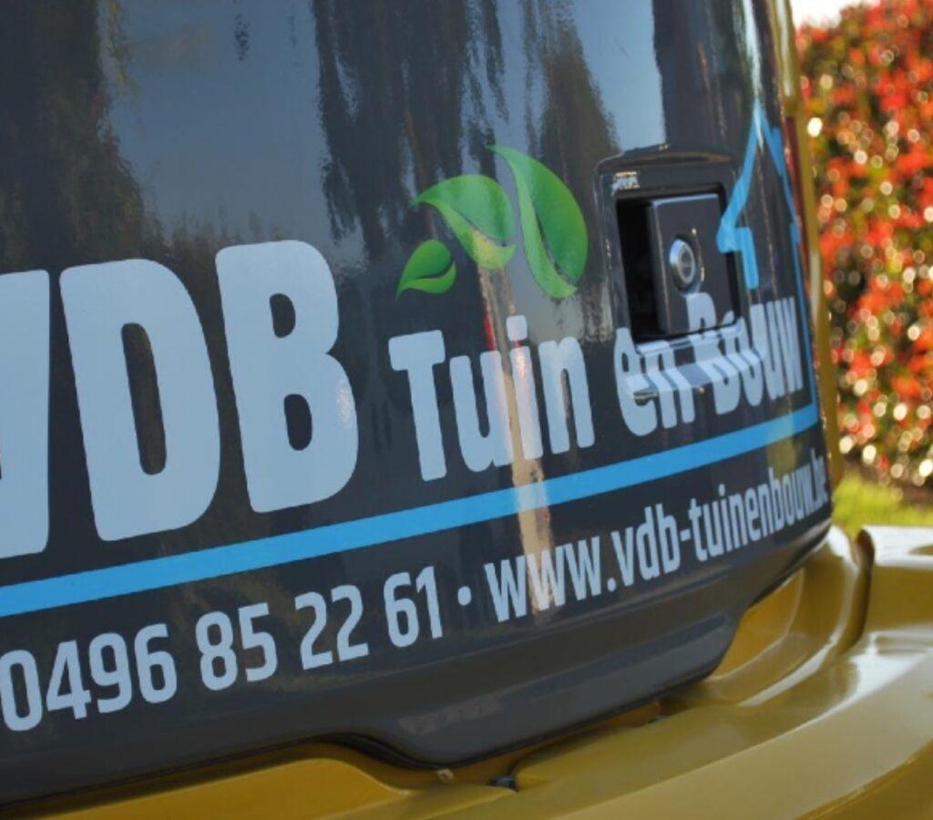 VDB-Tuinenbouw – machine